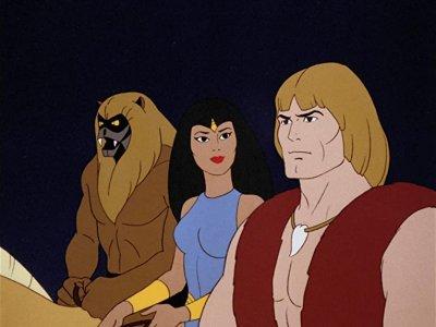 Dessins Animés : Arok le Barbare (Thundarr the Barbarian)
