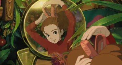 Dessins animés : Arrietty, le petit monde des chapardeurs