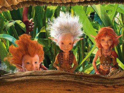 Dessins animés : Arthur et les Minimoys