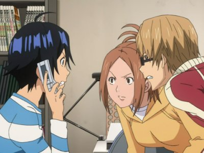 Dessins animés : Bakuman