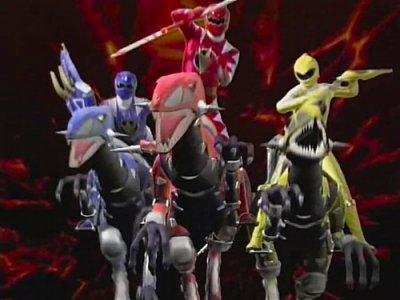 Dessins Animés : Bakuryu Sentai Abaranger