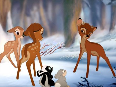 Dessins animés : Bambi 2 (Walt Disney)