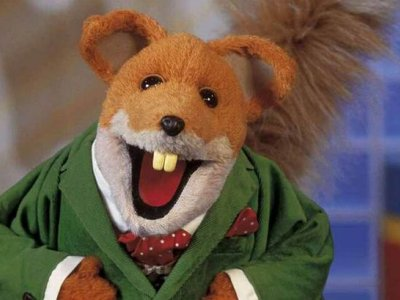 Dessins animés : Basil Brush