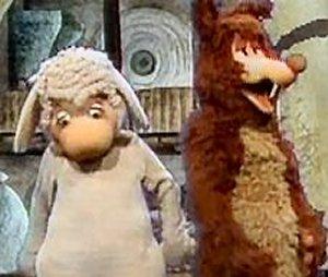 Dessins animés : Basile et Pecora