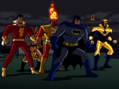 Dessins animés : Batman : L'Alliance des héros