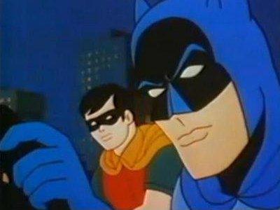 Dessins Animés : Batman (with Robin the Boy Wonder)