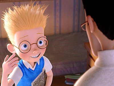 Dessins animés : Bienvenue chez les Robinson (Meet the Robinsons)