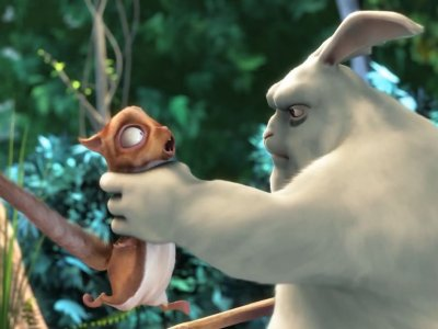 Dessins Animés : Big Buck Bunny