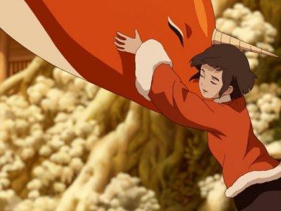 Dessins animés : Big Fish et Begonia (Dà Yú Hǎi Táng)