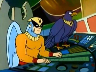 Dessins animés : Birdman