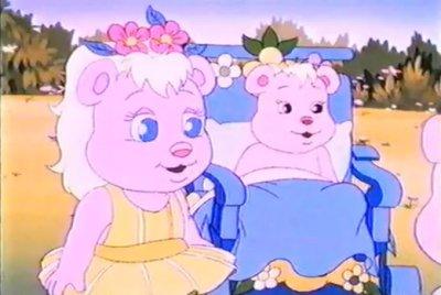 Dessins animés : Bitsy Bears