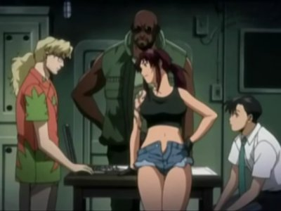 Dessins animés : Black Lagoon