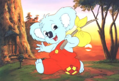 Dessins Animés : Blinky Bill