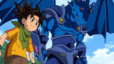 Dessins Animés : Blue Dragon