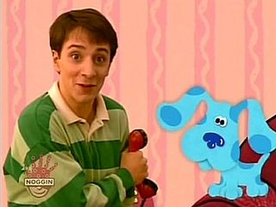 Dessins animés : Blue's Clues