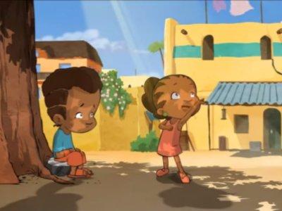 Dessins animés : Bouba et Zaza