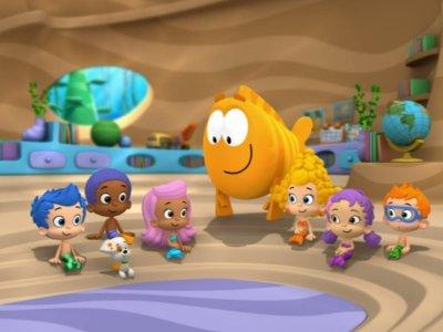 Dessins animés : Bubulle Guppies (Bubble Guppies)