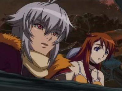 Dessins Animés : Burst Angel (Bakuretsu tenshi)