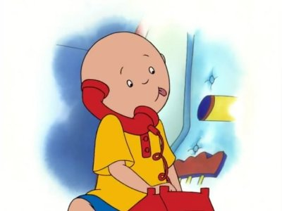 Dessins animés : Caillou