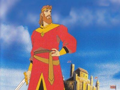 Dessins animés : Camelot, la légende de l'épée magique
