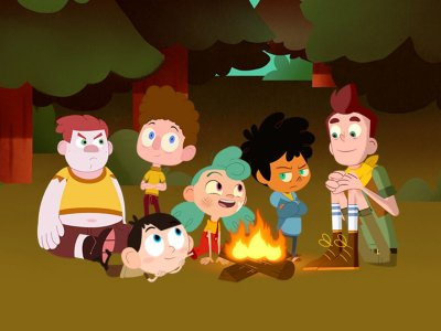 Dessins animés : Camp Camp