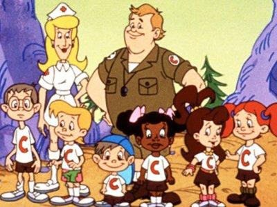 Dessins Animés : Camp Candy