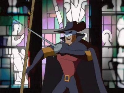 Dessins animés : Capitaine Fracasse
