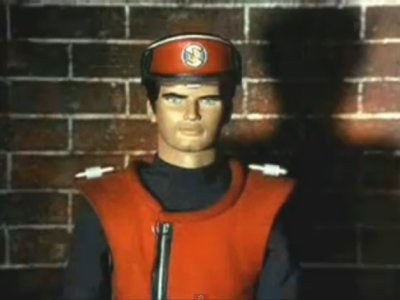 Dessins Animés : Capitaine Scarlet (Captain Scarlet and the Mysterons)