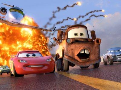 Dessins animés : Cars 2 (Cars 2 - Pixar)