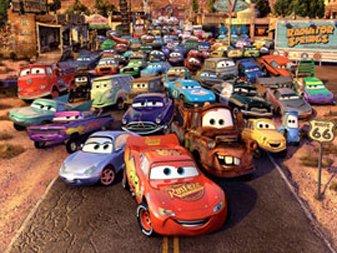Dessins Animés : Cars : Quatre Roues (Pixar)