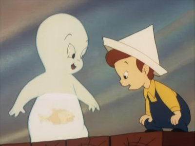 Dessins animés : Casper le gentil fantôme (Casper the Friendly Ghost)