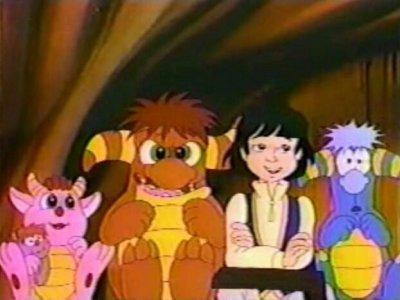 Dessins animés : Cédric et Chloé (The Little Wizards)