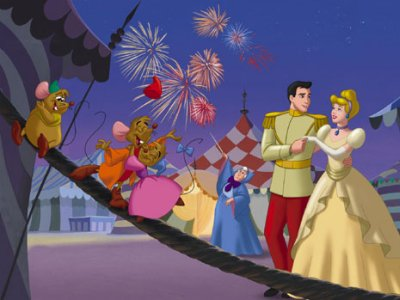 Dessins Animés : Cendrillon 2 : Une vie de princesse (Cinderella II : Dreams Come True)