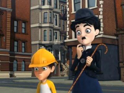 Dessins Animés : Chaplin and Co