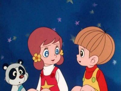 Dessins animés : Chappy la magicienne (Mahou Tsukai Chappy)