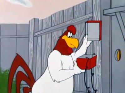 Dessins animés : Charlie le Coq
