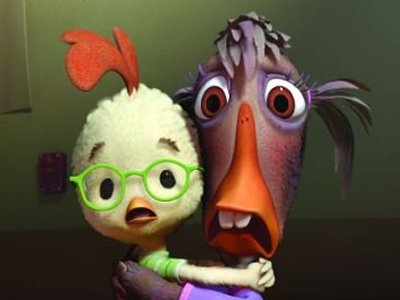 Dessins Animés : Chicken Little (Walt Disney)