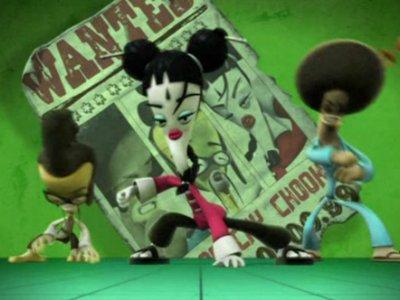 Dessins Animés : Chop Socky Chooks