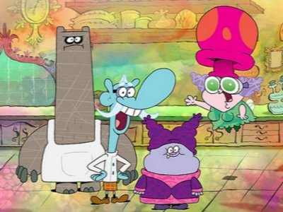 Dessins Animés : Chowder