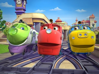 Dessins animés : Chuggington