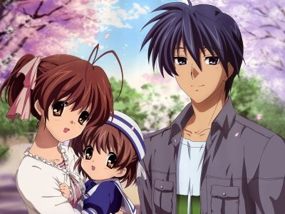 Dessins animés : Clannad After Story