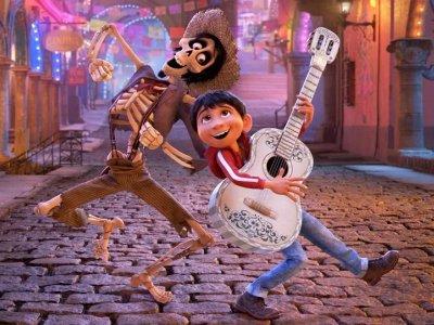 Dessins animés : Coco (Pixar)