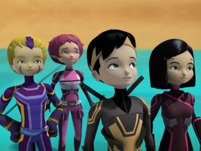 Dessins animés : Code Lyoko Evolution