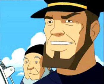 Dessins Animés : Les Aventures fantastiques du commandant Cousteau