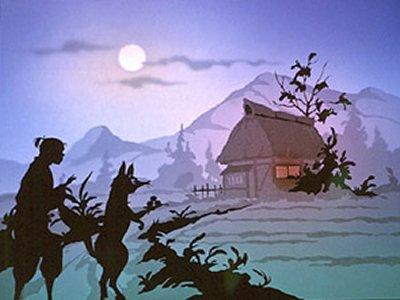 Dessins animés : Contes du Folklore Japonais