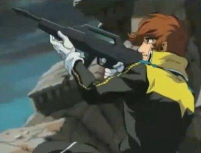 Dessins animés : Cosmowarrior Zero : La Jeunesse d'Albator (Kosumo Wōriā Zero)