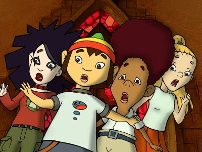Creepschool 2004 dessins anim s alwebsite - Dessin de gulli ...