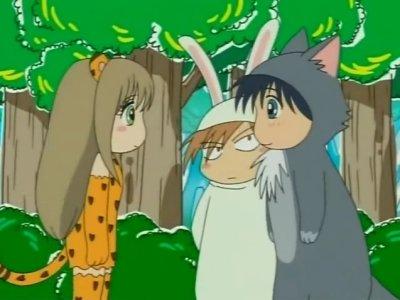 Dessins animés : Damekko Dobutsu