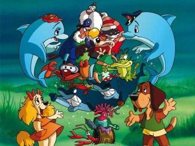 Dessins animés : Delfy and his Friends