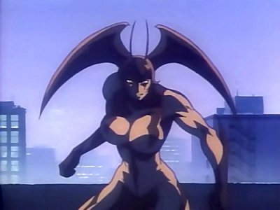 Dessins Animés : Devilman Lady